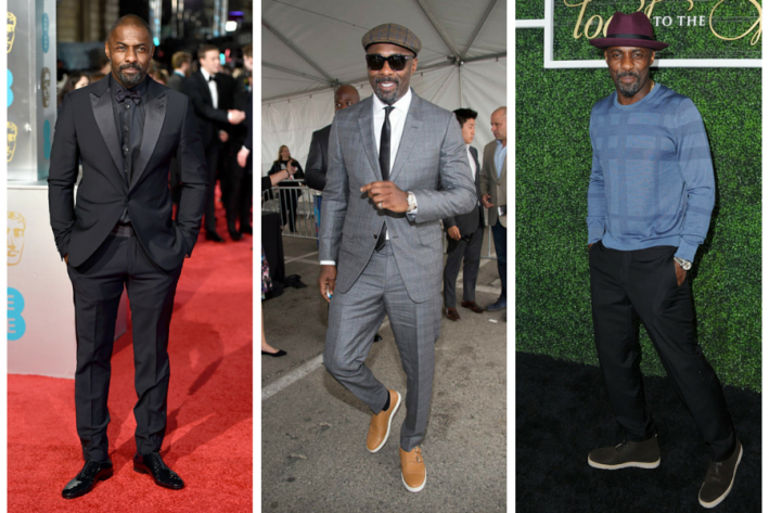 sg madness, march madness, men's style madness, idris elba