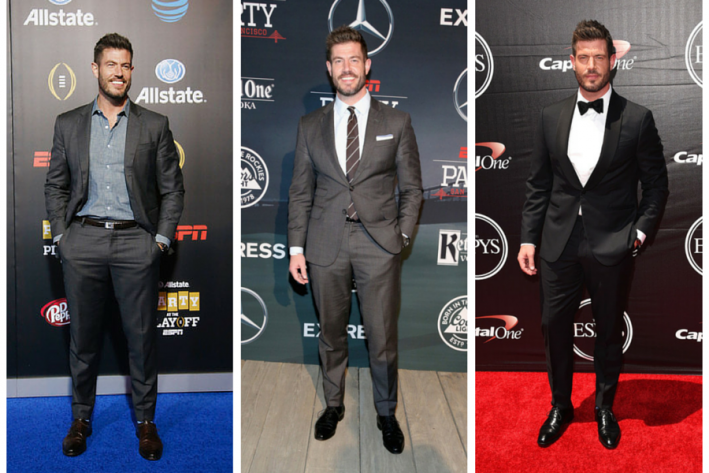 sg madness, march madness, men's style madness, Jesse Palmer