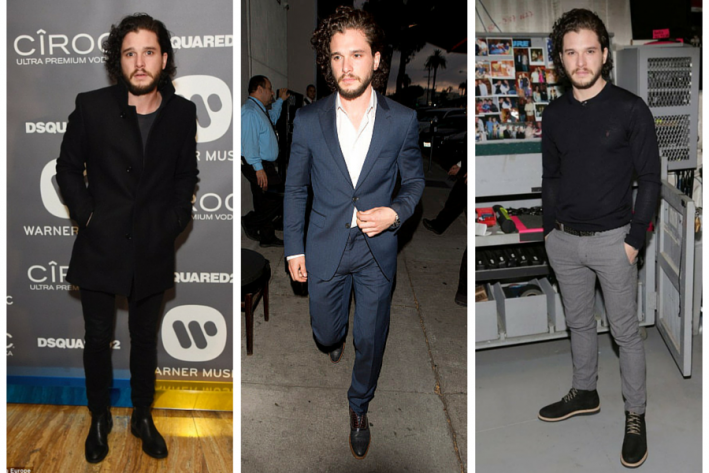 sg madness, march madness, men's style madness, kit harington
