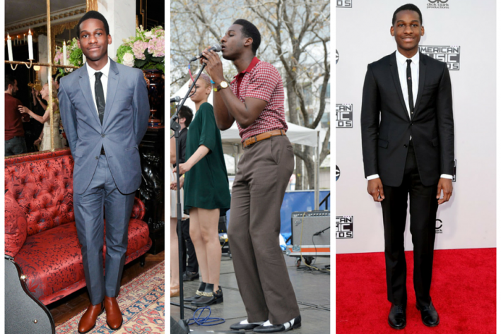 sg madness, march madness, men's style madness, Leon Bridges
