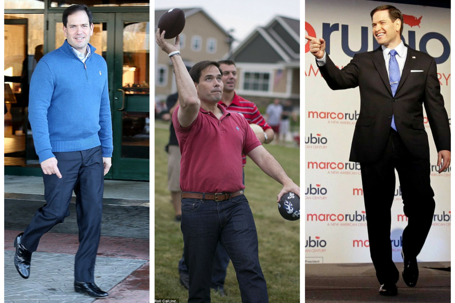 sg madness, march madness, men's style madness, Marco Rubio