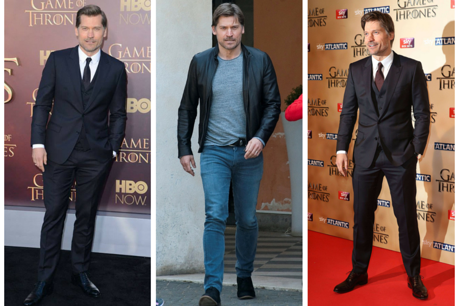 sg madness, march madness, men's style madness, Nikolaj Coster-Waldau