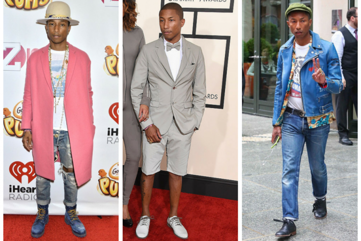 sg madness, march madness, men's style madness, Pharrell Williams