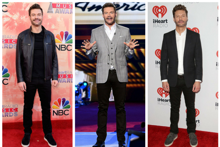 sg madness, men's style madness, march madness, ryan seacrest