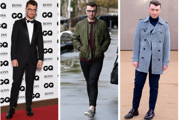 sg madness, march madness, men's style madness, Sam Smith