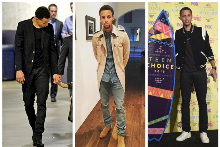 sg madness, march madness, men's style madness, Steph Curry
