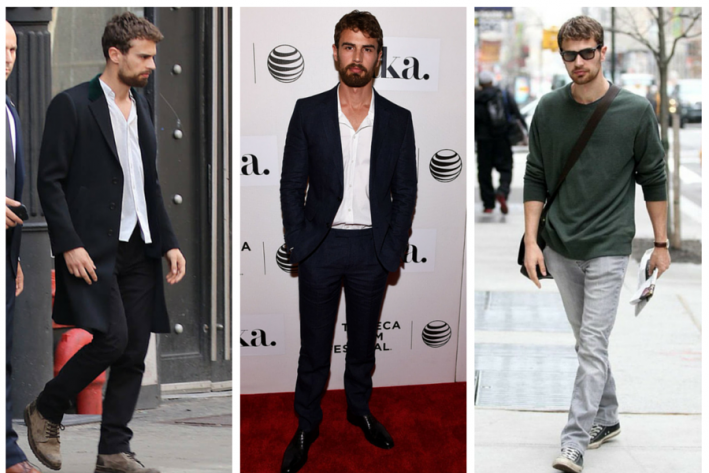 sg madness, march madness, men's style madness, Theo James
