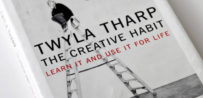 the creative habit, twyla tharp, march 2016