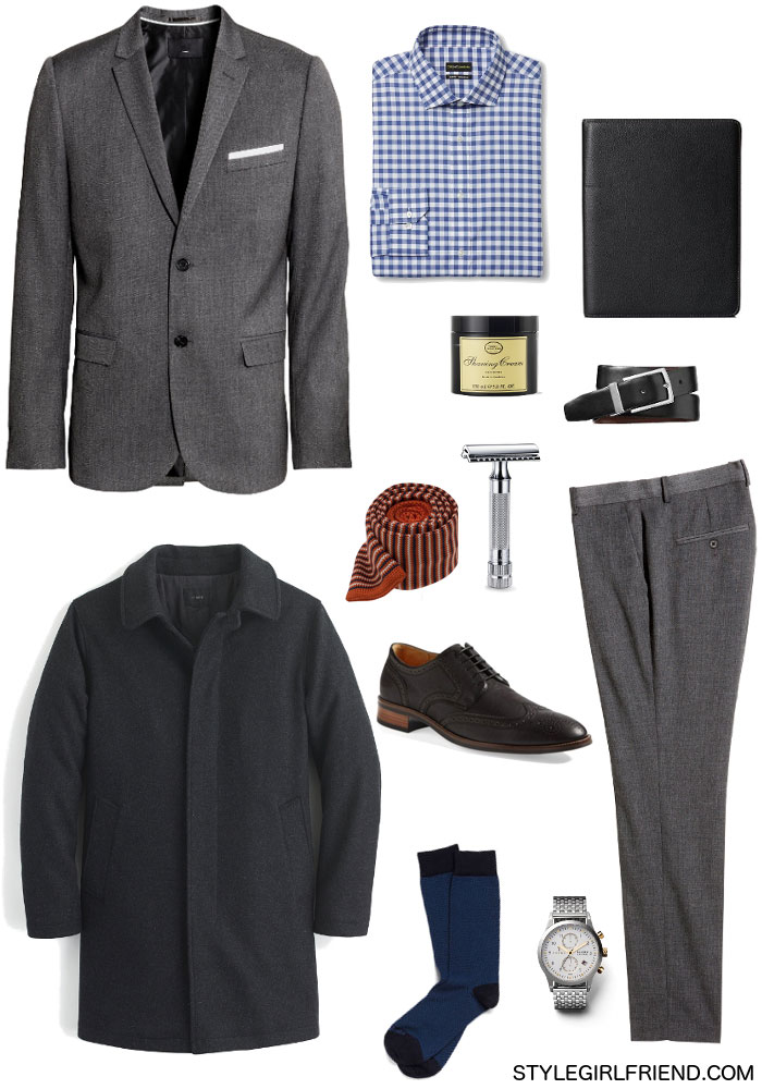 what to wear to a job interview, job interview suit, mens style, first suit