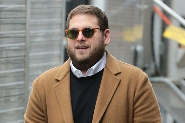 jonah hill, steal his look, mens style, bigger build
