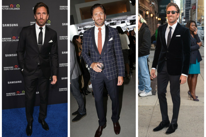 sg madness, march madness, men's style madness, Henrik Lundqvist