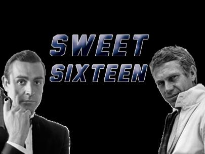 2016 Men's Style Madness Sweet Sixteen: 2nd Heat, Bond & McQueen