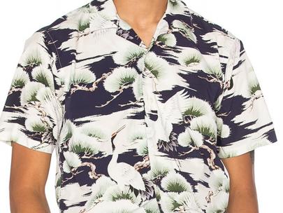 5 Days, 5 Ways: Camp Collar Shirt