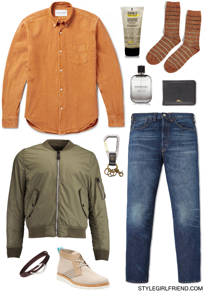 how to wear amber