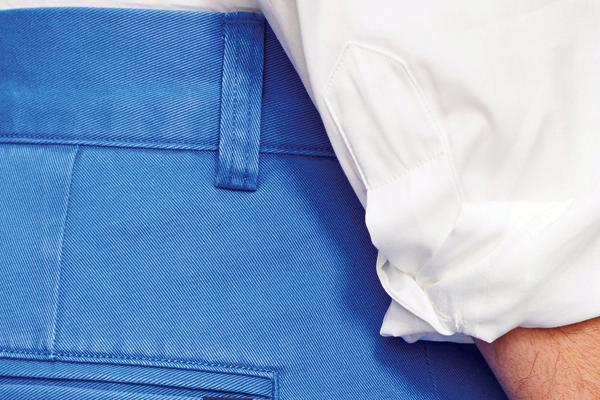 bluebird blue, men's style