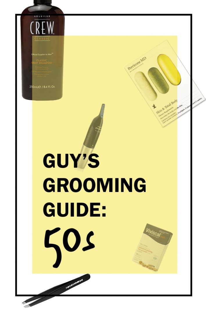grooming, men's grooming, skincare, aging