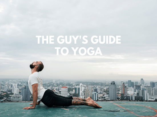 Workout 101: A Guy's Guide to Yoga