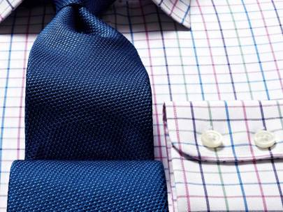 5 Days, 5 Ways: The Check Shirt