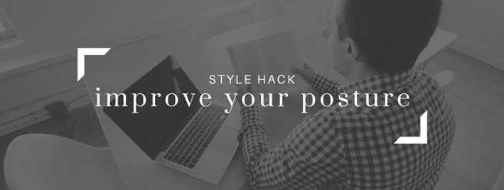 posture reminder, improve your posture, benefits of good posture, good posture, stand up straight, office posture