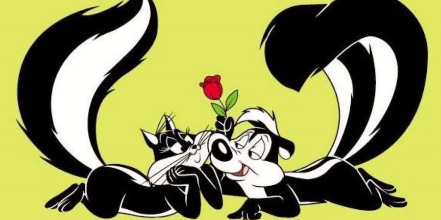 looney tunes in love