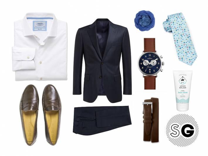 allen edmonds, jay butler, suit supply, shinola, the tie bar, ursa major, hook + albert