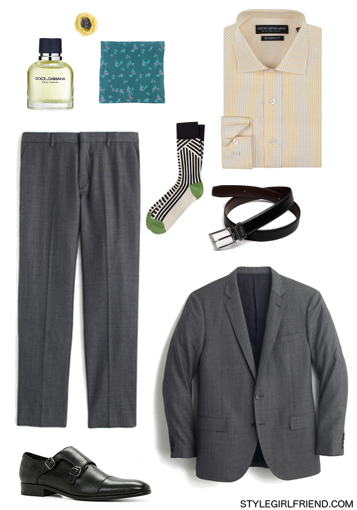 how to wear teal, men's style, teal outfit, teal pockets square, men's office wardrobe