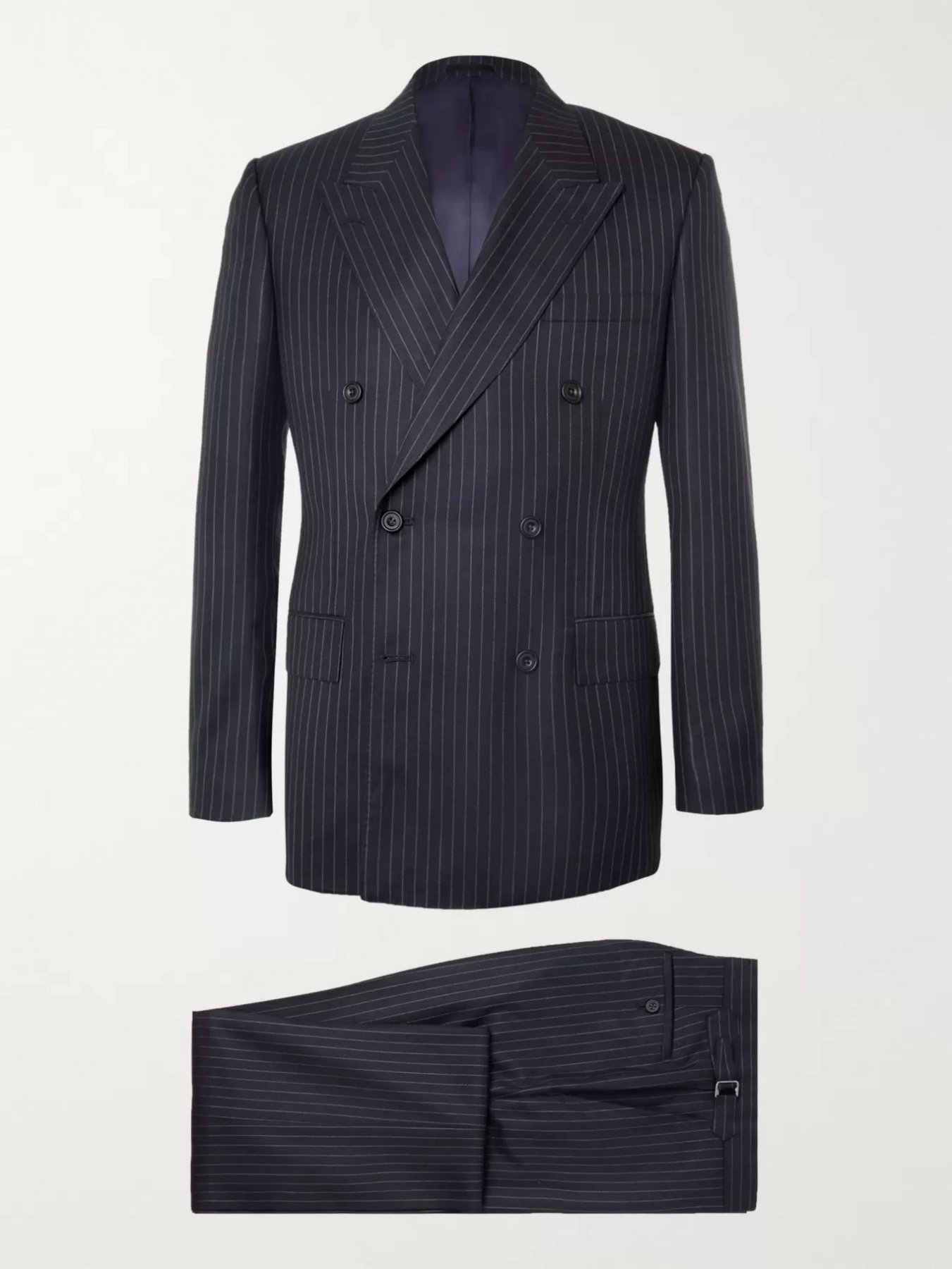 kingsman double-breasted suit