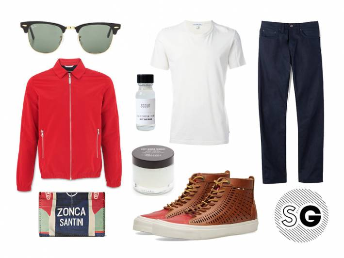 paul smith, vans, collab, ray-ban, white tee, white tshirt