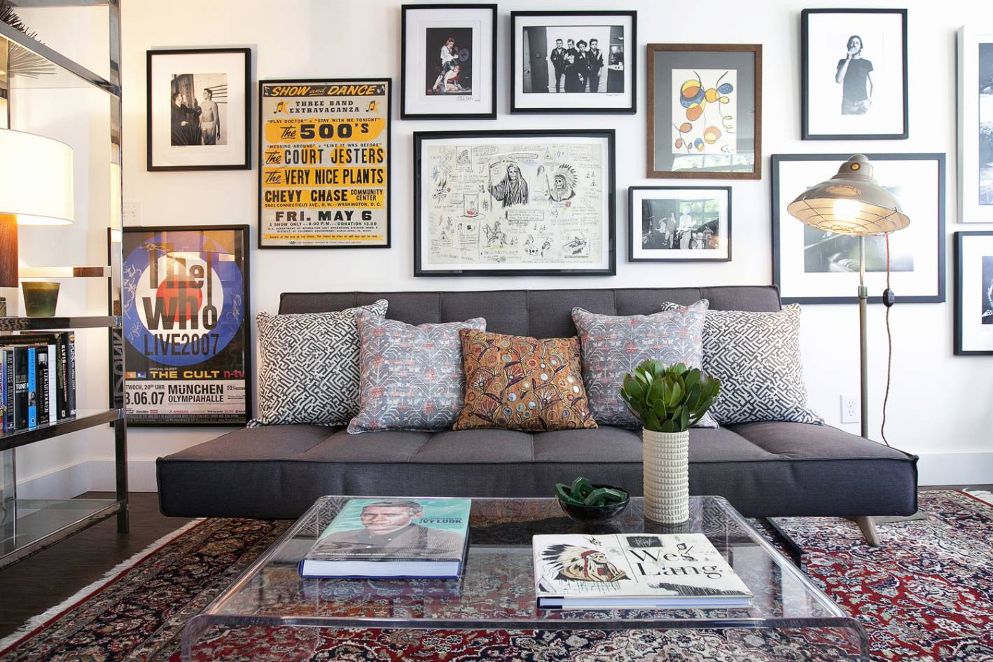 gallery wall, pictures, frame, framing, picture frames, wall art, home guide, 3 steps to your next great gallery wall