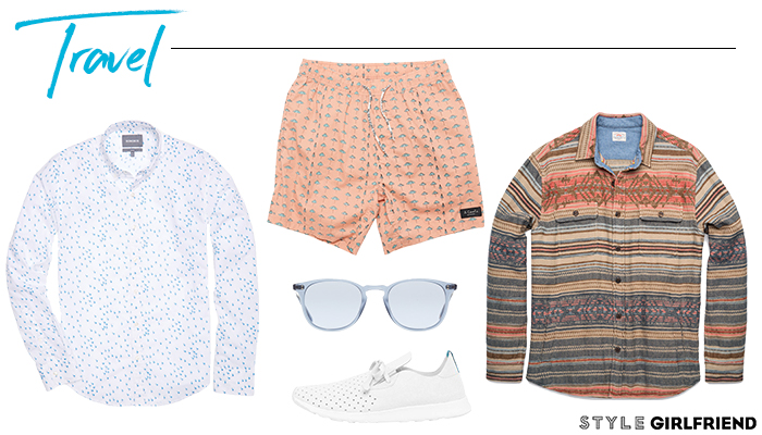 summer, style, summer style, fashion, summer fashion, summer wardrobe, wardrobe, summer essentials, style essentials, men's fashion, men's style, men's clothing, men's apparel, menswear, packing, travel, packing list, packing list outfits, puerto rico, bachelor, bachelor party, bachelor party, bachelor party outfits, party outfits, party style, bachelor party style, bachelor party packing list, puerto rico vacation, puerto rico packing list, 10 piece packing list, travel, adventure, beach, night life, vans, norse project, deus ex machina, barneys cool, bonobos, faherty, taylor stitch, kith, native union, native shoes
