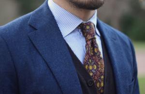 striped shirt, men's striped shirt, blue striped shirt, dress shirt, suit and shirt