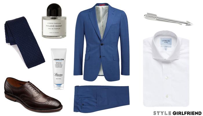 steal his look, star trek, star trek beyond, chris pine, karl uban, john cho, navy suit, blue suit, celeb style, men's style, menswear, office wardrobe, staple suit, chris pine style