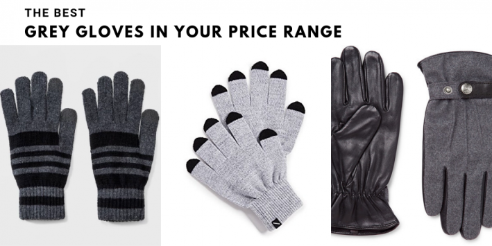 best grey gloves for guys