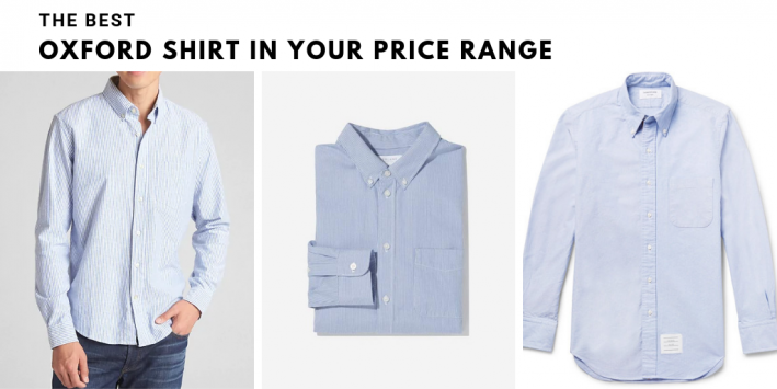 best oxford shirt for guys