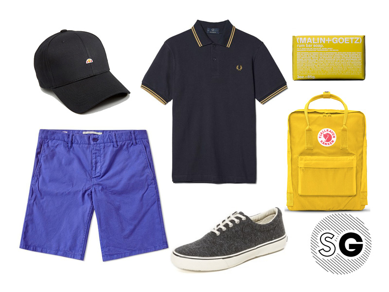 complementary colors, norse projects, polo