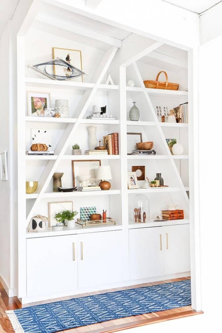 bookshelf, bookshelves, bookcase, bookcases, shelving, shelves, home, architecture, home guide, living, lifestyle, home tips, decorating tips
