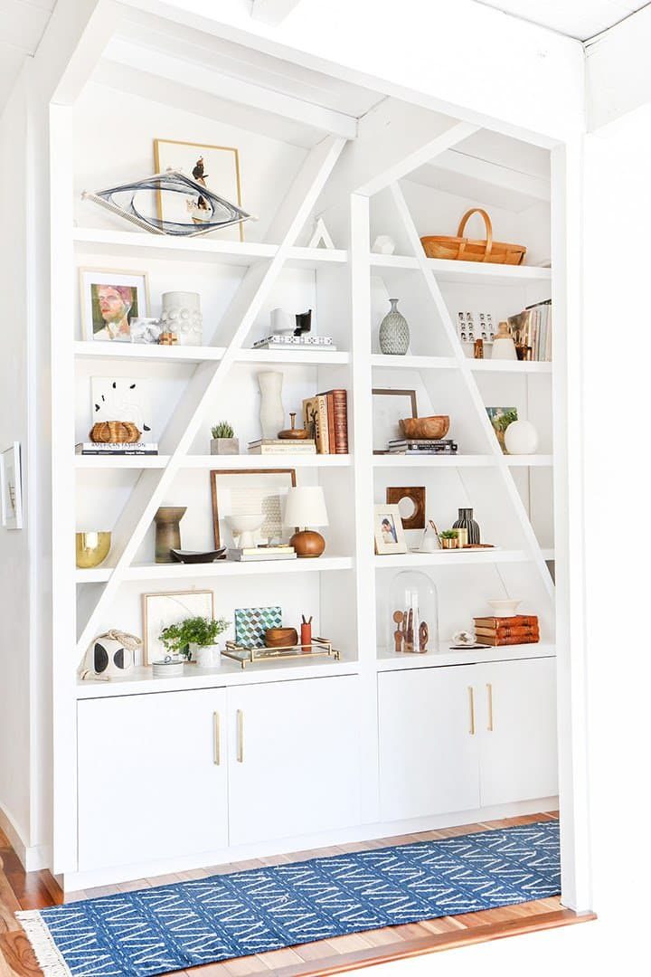 bookshelf, bookshelves, bookcase, bookcases, shelving, shelves, home, architecture, home guide, living, lifestyle, home tips, decorating tips