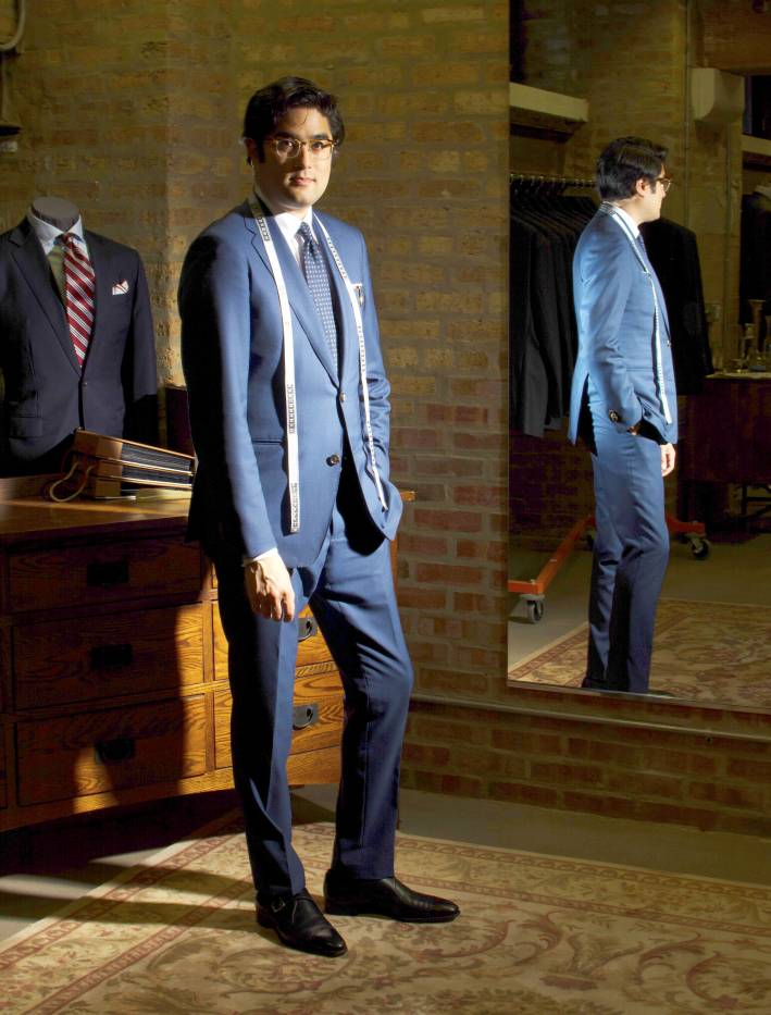 what he wore, propersuit, kiyoshi martinez, style, men's fashion, men's style, menswear