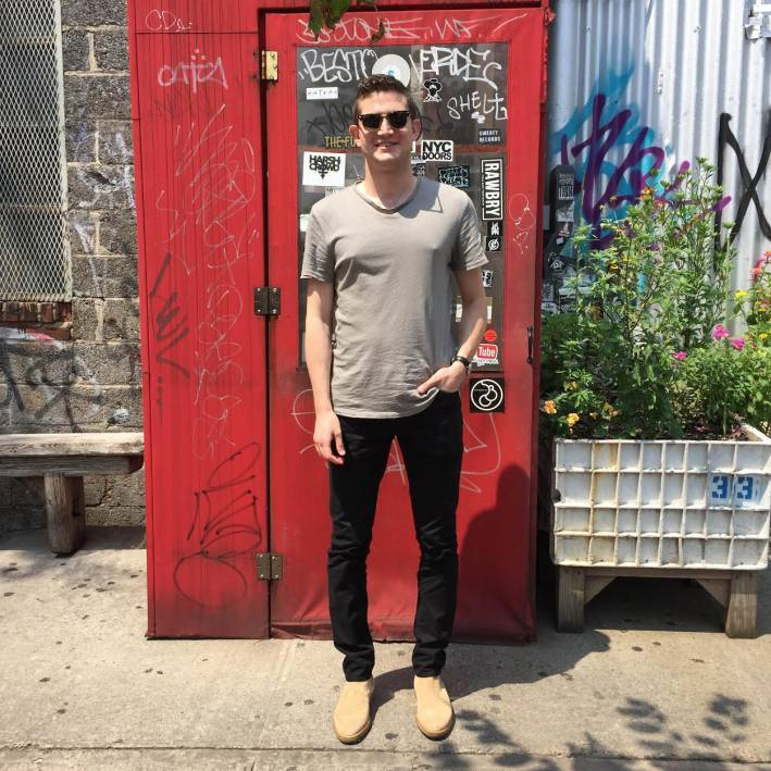 what he wore, men's style, men's fashion, menswear, week of style, ryan krasnoo, what he wore ryan krasnoo