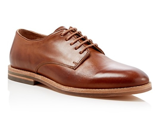 derby shoe, brown, leather, casual shoe, dress shoe, lace up