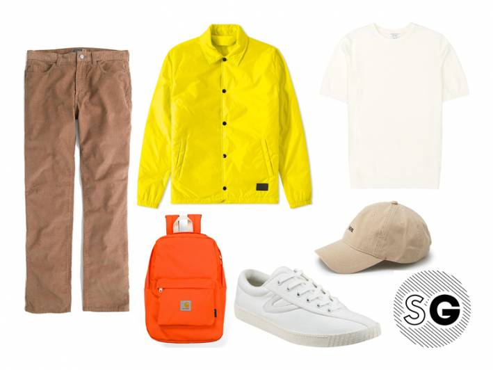 corduroy pants outfit