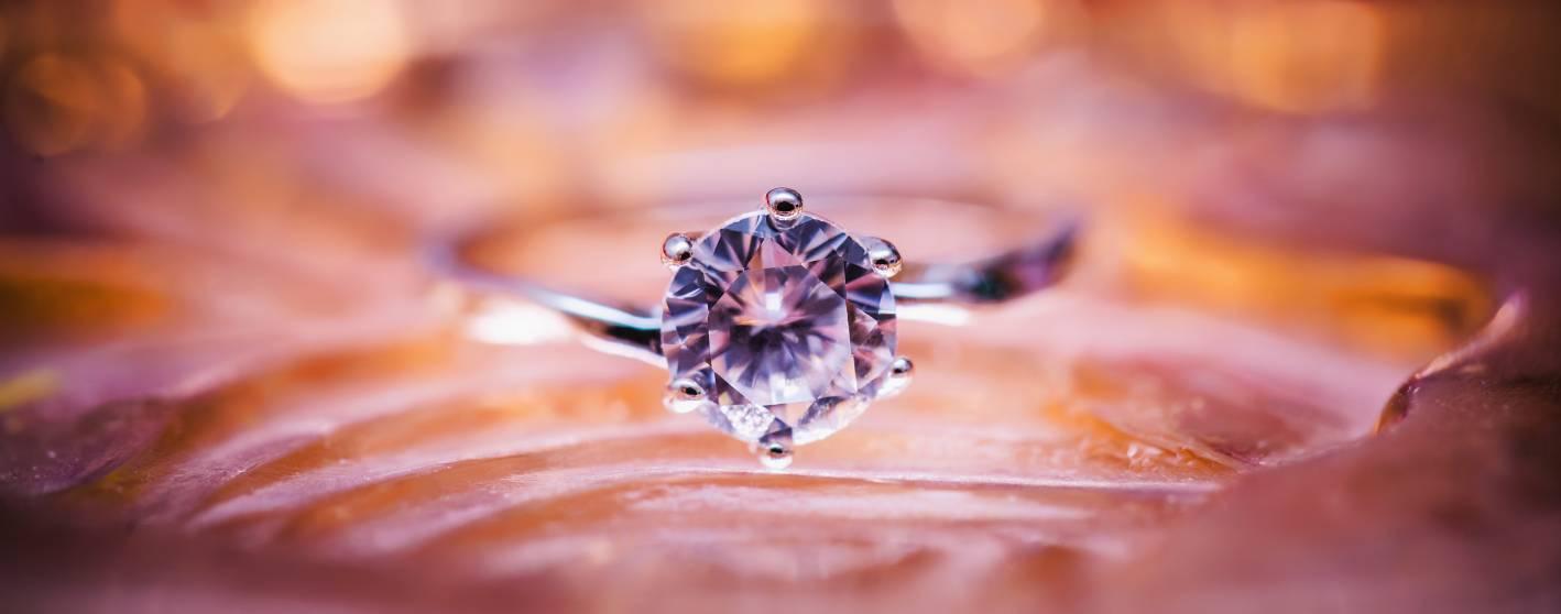 diamond ring, engagement ring, white diamond ring,