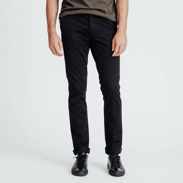 mens wardrobe essential chinos