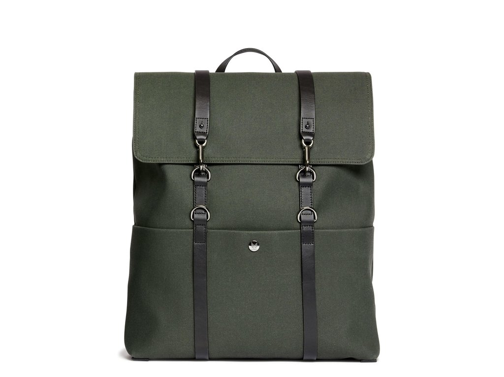 M/S Backpack, Mismo backpack, olive green backpack, Mismo