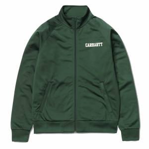 track jacket, carhartt, street style, streetwear, athleisure, fall, layer