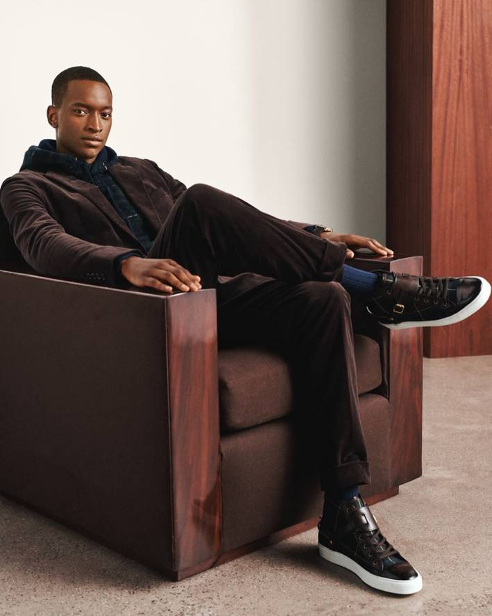 fall office style for guys ralph lauren suit