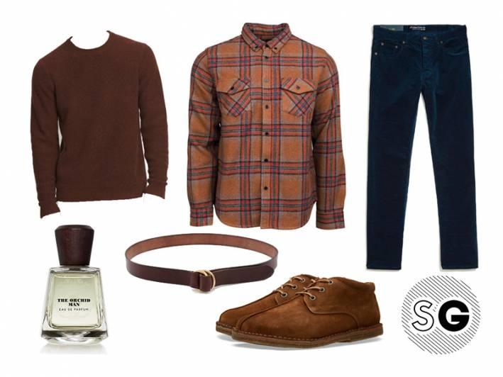 plaid, flannel, cozy, cashmere
