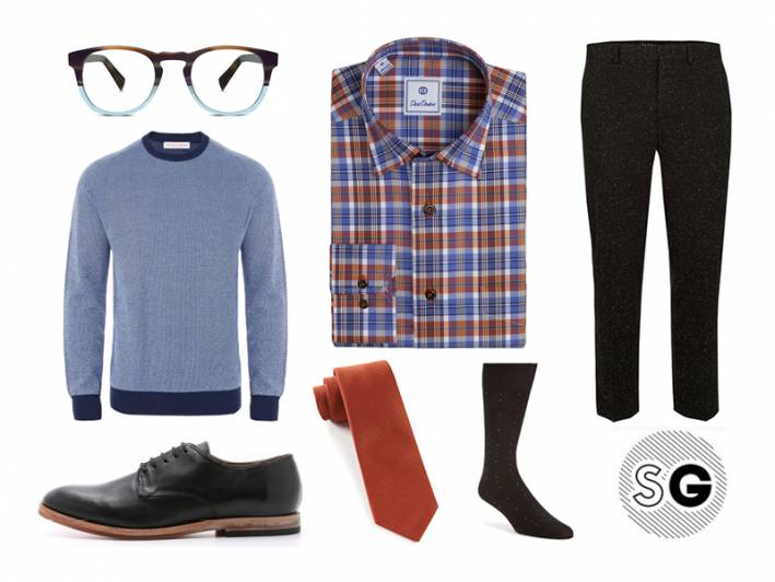 work style, office style, fun socks, geek chic