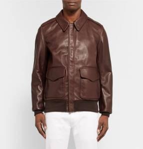 leather jacket, bomber, flight