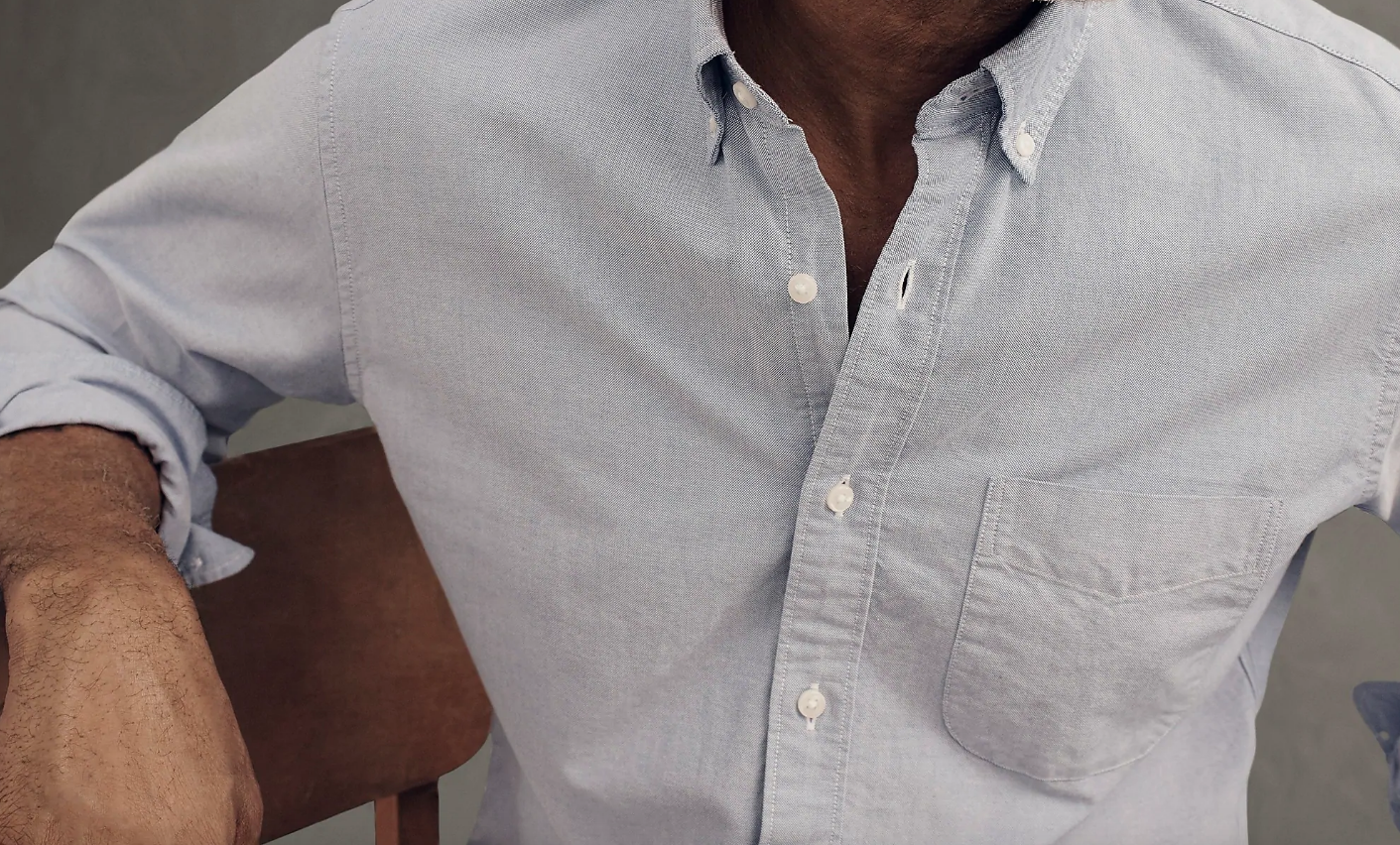 what is a men's oxford shirt